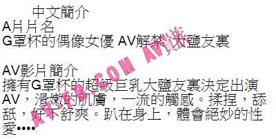2008日本AV界預測 4 – 更聳動的作品